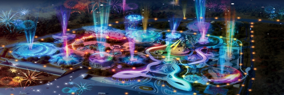 东方科幻谷——有营养的主题乐园
